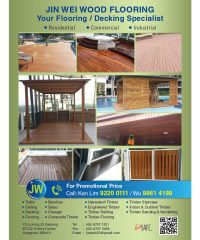 Jin Wei Wood Flooring Pte Ltd